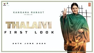 Video Trailer Thalaivi