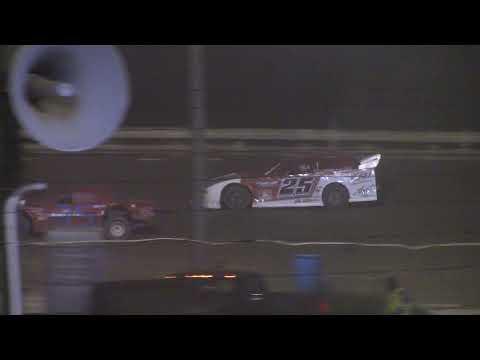 Hummingbird Speedway (7-31-21): Cypress Clock & Gift Shop Pro Stock Feature - dirt track racing video image