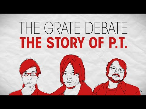 The Grate Debate: The Story of P.T. - UCF2rBCMbxYAdK2VQeIXT1lQ