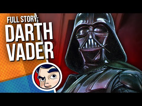 "Darth Vader ""Lightsaber Origin to Vader Down to Replaced..."" - Full Story 