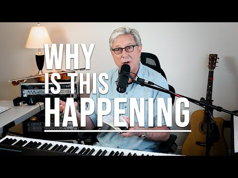 Why is this happening? A message from Don Moen