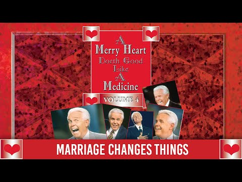Merry Heart: Marriage Changes Things  Jesse Duplantis