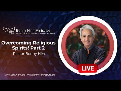 Overcoming Religious Spirits! Part 2