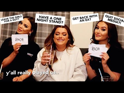 WHO'S MOST LIKELY TO.. FT HAN & MADS!   Rachel Leary - UC-Um2u0Agv8Q-OhjO6FZk1g