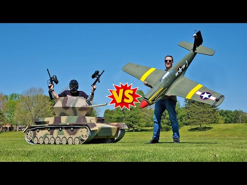 Giant Dive Bomber VS Flakpanzer Battle!😱 - UC9zTuyWffK9ckEz1216noAw