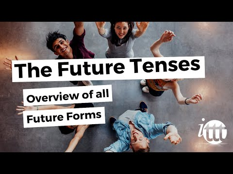 English Grammar - Future Tenses - TESOL Courses