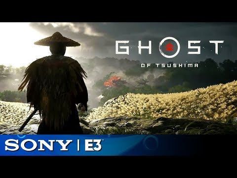 Ghost of Tsushima Full Gameplay Reveal (with Flute) | Sony E3 2018 - UCbu2SsF-Or3Rsn3NxqODImw