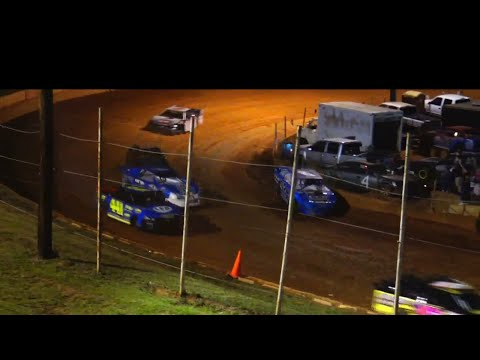 Stock 4a at Winder Barrow Speedway May 29th 2021 - dirt track racing video image