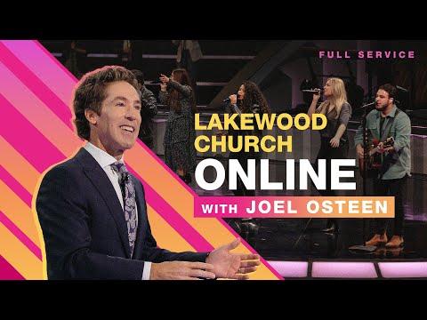 Lakewood Church Sunday Service  Joel Osteen  October 25, 2020