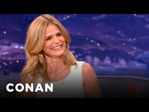 Kyra Sedgwick Reveals How Kevin Bacon Asked Her Out - CONAN on TBS - UCi7GJNg51C3jgmYTUwqoUXA