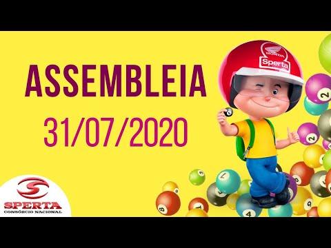 Sperta Consórcio - Assembleia - 31/07/2020
