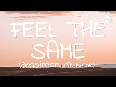 iamsimon - Feel The Same (Lyrics) ft. Maline - UCxH0sQJKG6Aq9-vFIPnDZ2A