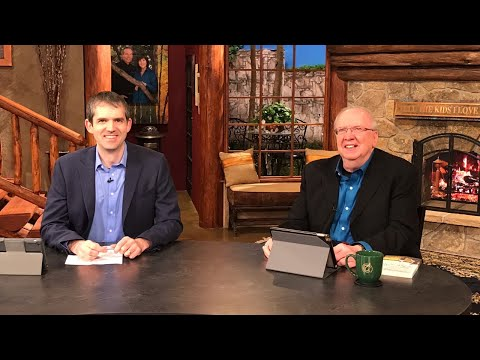Charis Daily Live Bible Study: Greg Mohr - How and What to Pray - September 21, 2020