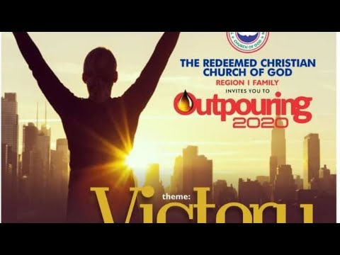 RCCG REGION 1 FAMILY OUTPOURING 2020 - VICTORY WITHOUT A FIGHT