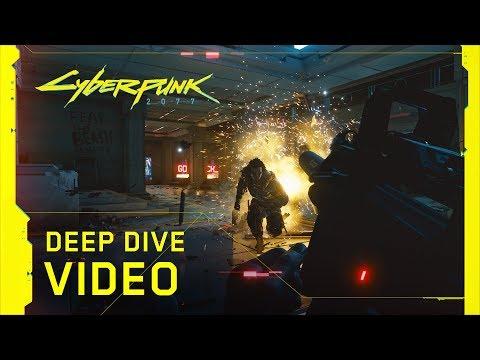 Cyberpunk 2077 – Deep Dive Video - UC4zyoIAzmdsgpDZQfO1-lSA