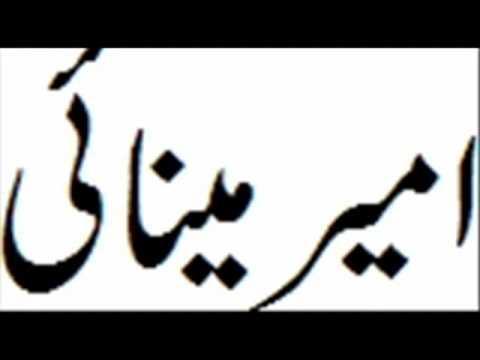 Ameer Minai Biography