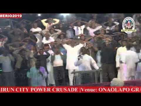 DAY 3 (AFTERNOON SESSION) 3 - Apostle Joseph Ayo Babalola Power Explosion 2019