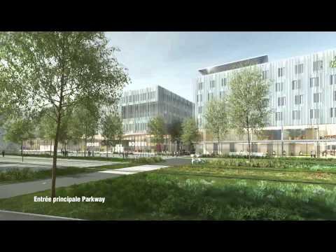 CHU de Nantes - Ile de Nantes' New Hospital Complex