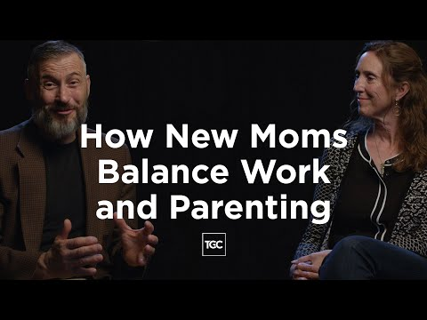How New Moms Balance Work and Parenting