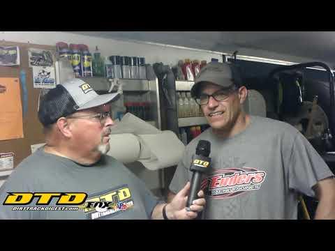 Ryan Watt | Bridgeport Motorsports Park Short Track Super Series Winner | 7/27/21 - dirt track racing video image