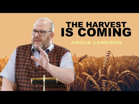 The Harvest Is Coming - Angus Cameron