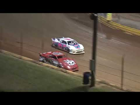Young guns at Lavonia Speedway August 13th 2021 - dirt track racing video image