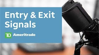 Entries and Exits: 6 of 8 | Cameron May | 8-19-19 | Getting Started with Technical Analysis