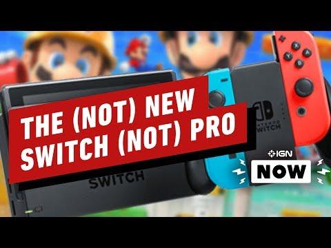 New Nintendo Switch Model With Longer Battery Life Announced - IGN Now - UCKy1dAqELo0zrOtPkf0eTMw
