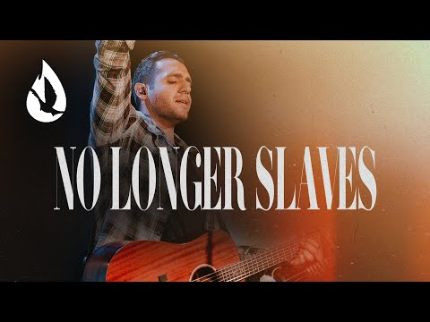 No Longer Slaves (by Jonathan & Melissa Hesler)  Acoustic Worship Cover by Steven Moctezuma