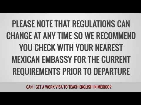 video on your opportunities to get a work visa in mexico