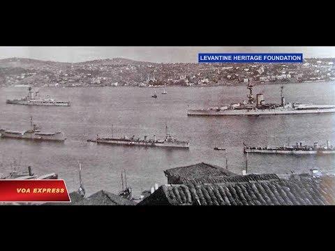Ký ức về đế chế Ottoman vẫn ám ảnh Thổ Nhĩ Kỳ (VOA)