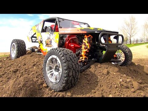 RELEASE THE KRAKEN! GiANT VEKTA 5 1500 RACE TRUCK - 32cc Gas Powered Machine - BRAP! | RC ADVENTURES - UCxcjVHL-2o3D6Q9esu05a1Q