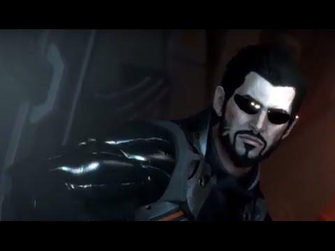 Deus Ex: Mankind Divided - Dubai Mission (Nonlethal) - E3 2016 - UCKy1dAqELo0zrOtPkf0eTMw