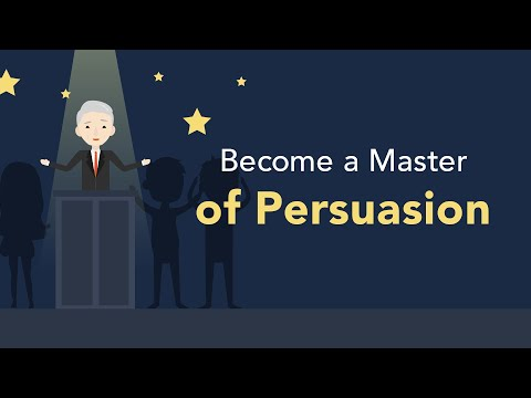 4 Ways You Can Master Persuasion  Brian Tracy