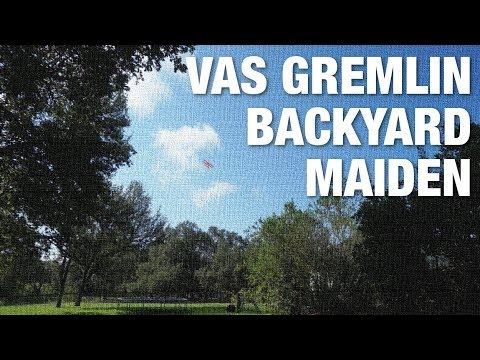 VAS Gremlin Biplane Backyard Maiden - UC_LDtFt-RADAdI8zIW_ecbg