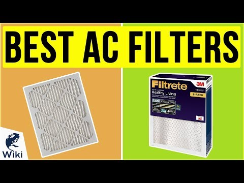 10 Best AC Filters 2020 - UCXAHpX2xDhmjqtA-ANgsGmw
