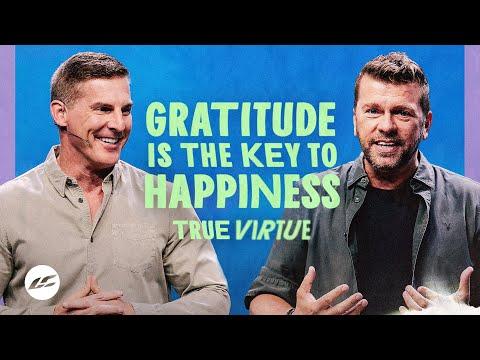 Gratitude is the Key to Happiness  Joakim Lundqvist