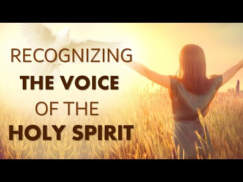 RECOGNIZING THE VOICE OF THE HOLY SPIRIT - BIBLE PREACHING  PASTOR SEAN PINDER