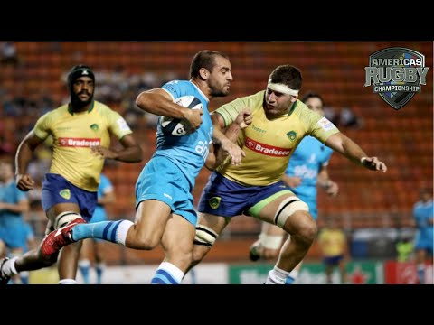 The build up - Brazil v Uruguay at the Americas Rugby Championship