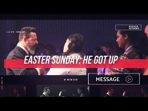 April 21st - DestinyYUMA - Easter: He Got Up!