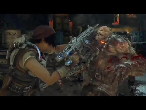 Gears of War 4 Official Gameplay Launch Trailer   AudioMania lt