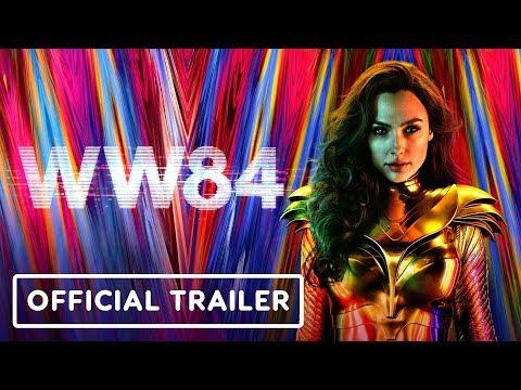 Wonder Woman 1984 - Official Trailer (2020) Gal Gadot, Kristen Wiig, and Pedro Pascal - UCKy1dAqELo0zrOtPkf0eTMw