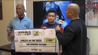 Athlete of the Week: Landen Minor (little league baseball)
