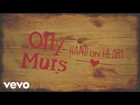 Olly Murs - Hand on Heart (Lyric) - UCTuoeG42RwJW8y-JU6TFYtw