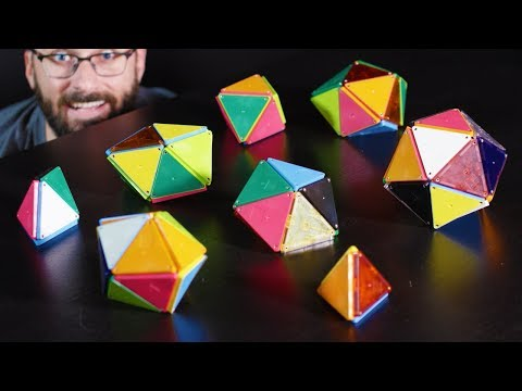 4D Toys: a box of four-dimensional toys, for iOS and Steam