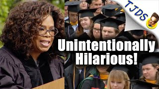 Commencement Speeches From Out Of Touch Celebrities