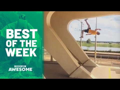 Blade Tricks, Dice Stacking, Extreme Pogo & More | Best of the Week - UCIJ0lLcABPdYGp7pRMGccAQ
