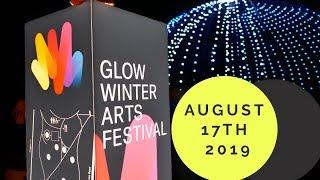 Glow Winter Arts festival 2019 East Malvern Melbourne Australia