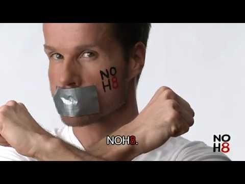 "PSA for the ""NOH8"" Campaign"