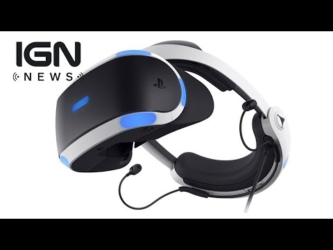 Sony Expects 130 More PSVR Games This Year - IGN News - UCKy1dAqELo0zrOtPkf0eTMw